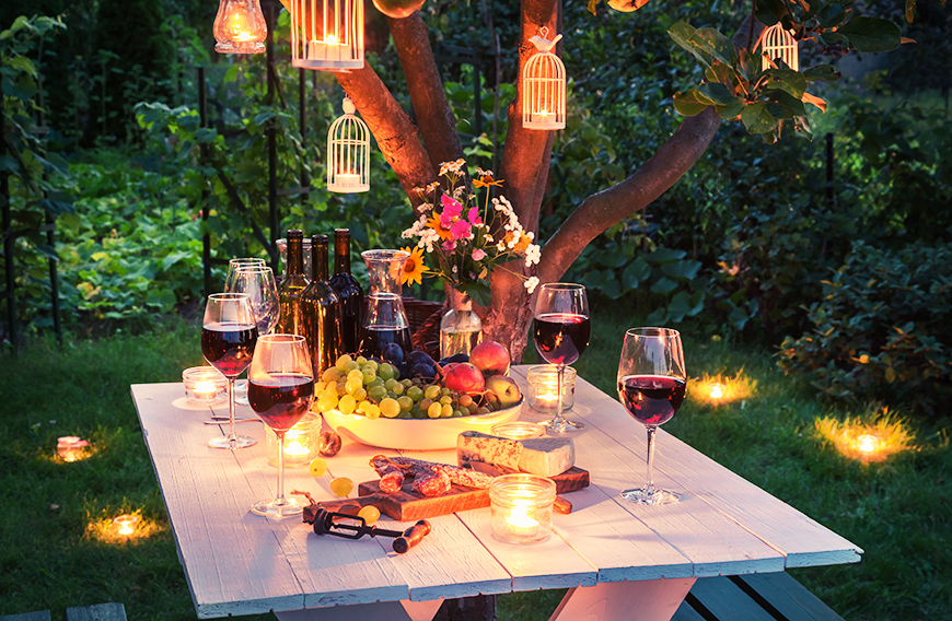 The Staycation Dinner Party