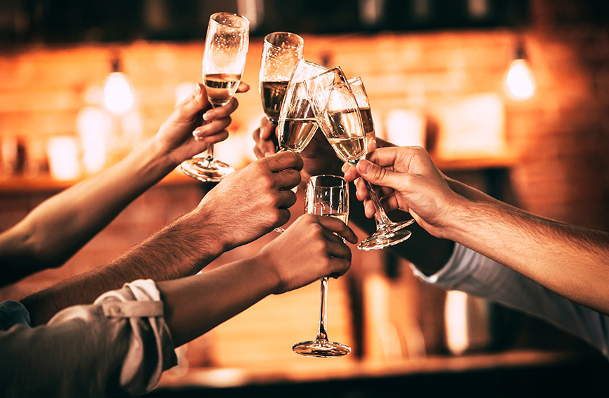 Wine word: Méthode Champenoise (Traditional Method)